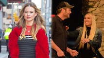 Behati Prinsloo Says Blake Shelton and Gwen Stefani Are 'Perfect For Each Other'