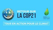 COP 21 Solutions fondées sur la nature discours de Ségolène Royal