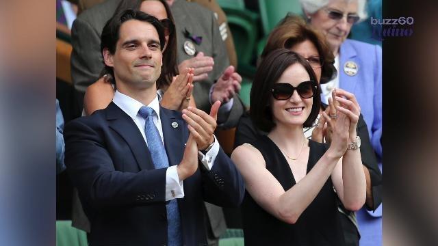 Actriz de Downton Abbey tragicamente pierde a su fiance