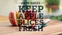Keep Apples From Browning With This Simple Trick