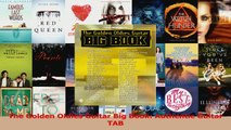 PDF Download  The Golden Oldies Guitar Big Book Authentic Guitar TAB Read Online