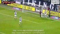 super free kick Paul Pogba Goal Juventus 4 - 0 Torino Coppa Italia 16-12-2015 -