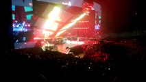 Johnny Hallyday-Accor Hotels Arena- 29/11/15- Allumer Le Feu