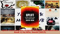 Contacting Aliens An Illustrated Guide to David Brins Uplift Universe
