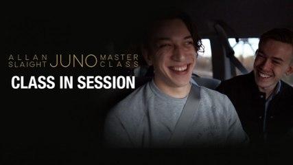Class in Session | Part 5 | Allan Slaight JUNO Master Class