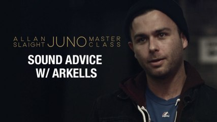 Sound Advice with Arkells | Part 4 | Allan Slaight JUNO Master Class