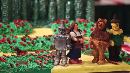 The 'Olympics of Gingerbread' - You've Never Seen Gingerbread Houses Like This Before!