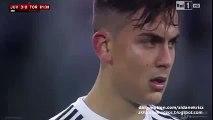Paul Pogba Free Kick Goal ~ Juventus vs Torino 4-0 (Coppa Italia 2015) [Low, 360p]