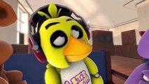 SFM FNAF ] Funny Animation All Animatronics - video dailymotion