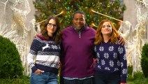 SNL Hosts Tina Fey & Amy Poehler Build a Snowman with Kenan