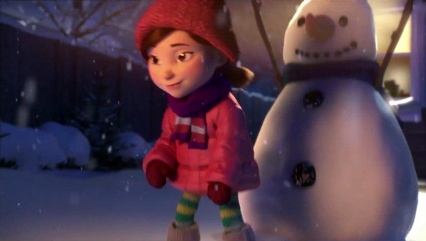 Lily & et le bonhomme de neige