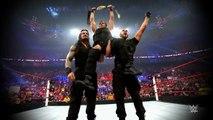 Dean Ambrose vs Seth Rollins Hell