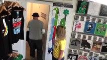 The Changing Room Girl's Locker Room Prank...