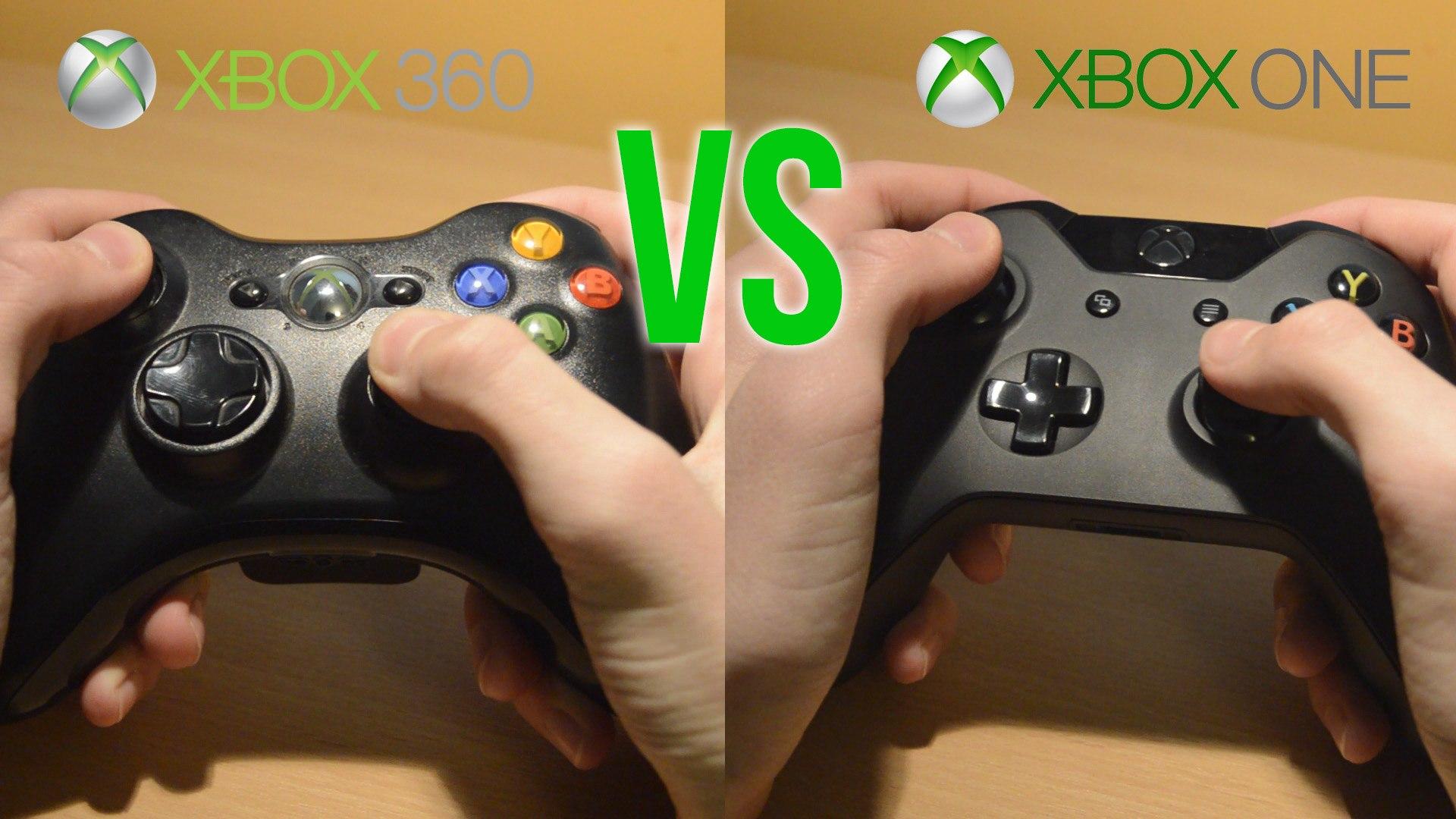 Xbox One Controller vs Xbox 360 Controller - In Depth Xbox Controller Review