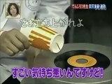 レコードを使った実験!V6・森田剛のリアクションがかわいいw