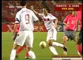 29.06.2002 - 2002 World Cup Third Place South Korea 2-3 Turkey / Güney Kore 2-3 Türkiye