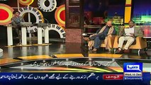 Tears Flows At Mazaaq Raat As Ayub Khawar Recites Poem For APS Attack