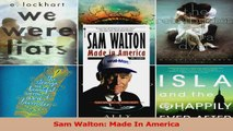 Read  Sam Walton Made In America Ebook Online
