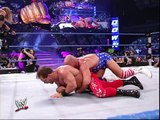 Kurt Angle vs Edge vs Chris Benoit vs Eddie Guerrero (SmackDown 5.12.2002)