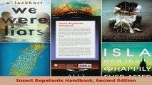 Read  Insect Repellents Handbook Second Edition Ebook Free