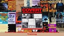 Read  Covert Surveillance The Manual of Surveillance Training Ebook Free