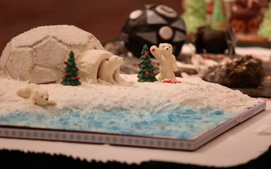 The World's Largest Gingerbread Competition!