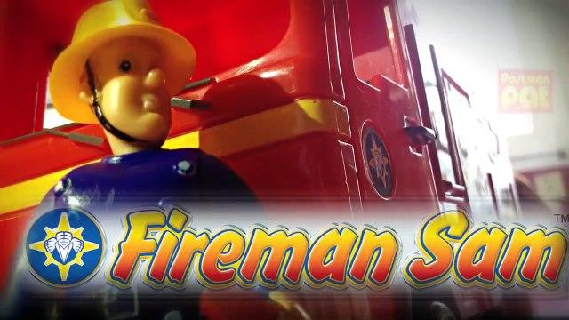 postman pat New Fireman Sam Episode with Toys Postman Pat Peppa Pig English Little Sunflowers