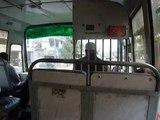 Voyage en Inde: les chauffeurs de bus sont comme dans un jeu vidéo