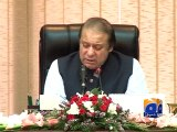 Prime Minister presides meeting on PIA - Geo Reports - 18 December 2015