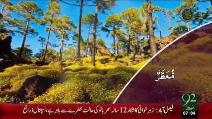 Subh-E-Noor – 17 Dec 15 - 92 News HD