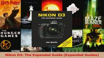 Download  Nikon D3 The Expanded Guide Expanded Guides PDF Online