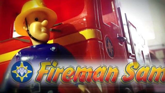 cbbc New Fireman Sam Episode with Toys Postman Pat Peppa Pig English Little Sunflowers