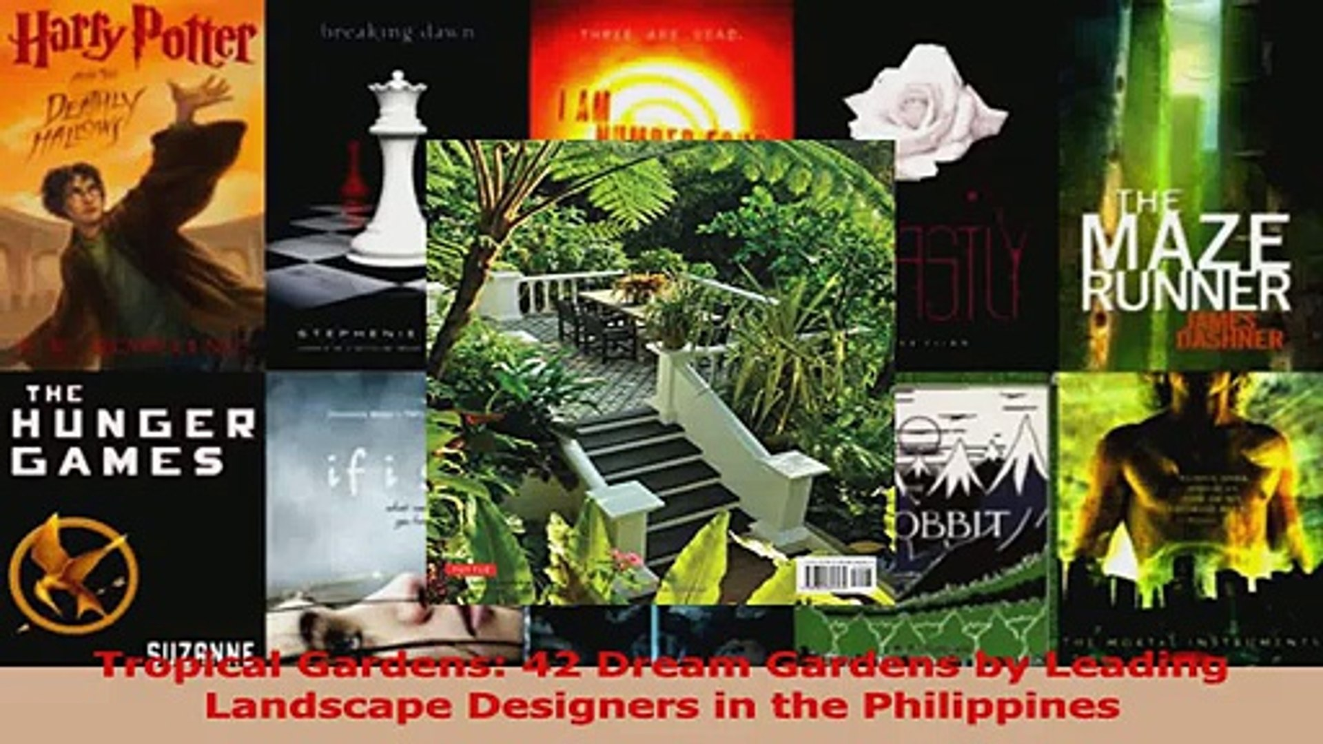 PDF Download  Tropical Gardens 42 Dream Gardens by Leading Landscape Designers in the Philippines PD