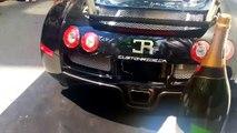 Bugatti Veyron Upclose Deaf Sounding Engine Rev Bugatti Veyron Grand Sport Vitesse Deaf Sounding