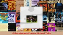 Read  Chincoteague Ponies Untold Tails Ebook Free