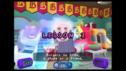 PS2 on PS4 de PaRappa The Rapper 2