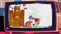 L'ALBERO AZZURRO SIGLA INIZIALE - Videosigle cartoni animati in HD (sigla iniziale) (720p)