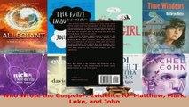 Read  Who Wrote the Gospels Evidence for Matthew Mark Luke and John Ebook Free