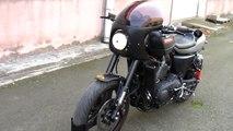 Harley Davidson XR1200X Sportster 2010 XR 1200 www.one-motion.fr