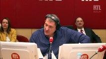 """""""Quand on est le fils de Laurent Fabius, on fait attention"""", prévient Pascal Praud"""