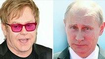 Elton John to meet President Putin to discuss LGBT rights - BBC News