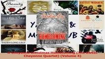 Read  A Cheyenne Christmas Homecoming The Sweet Cheyenne Quartet Volume 4 Ebook Free