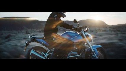La filosofia fe BMW Motorrad en una película