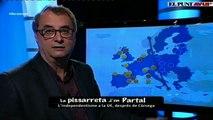 La Pissarreta d'en Partal: L'independentisme a la UE, després de Còrsega
