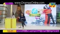 Jago Pakistan Jago - 17th December 2015 - Part 1- Exclusive Interview Of Bollywood Actor ShahRukh Khan And Kajol