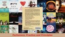 PDF Download  Perfumery Practice and Principles Download Full Ebook