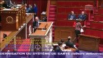 Projet de loi santé - Explication de vote du groupe SRC