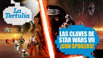 Star Wars Episodio VII - Sus claves (¡con spoilers!)