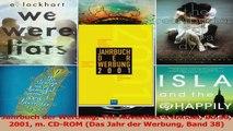 Lesen  Jahrbuch der Werbung The Advertisers Annual Bd38 2001 m CDROM Das Jahr der Werbung PDF Frei