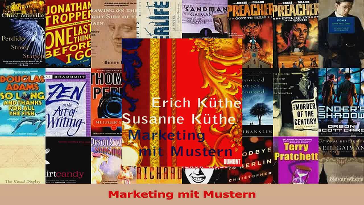 Download  Marketing mit Mustern Ebook Frei